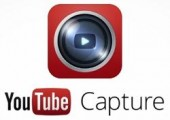 YouTube Capture App